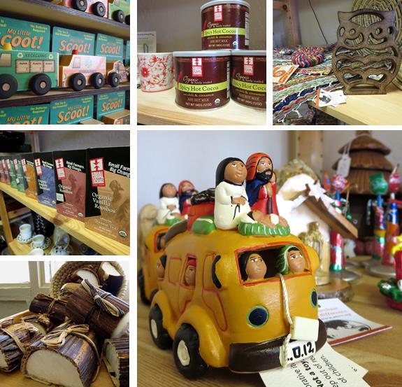 WHEAT's Fair Trade Store