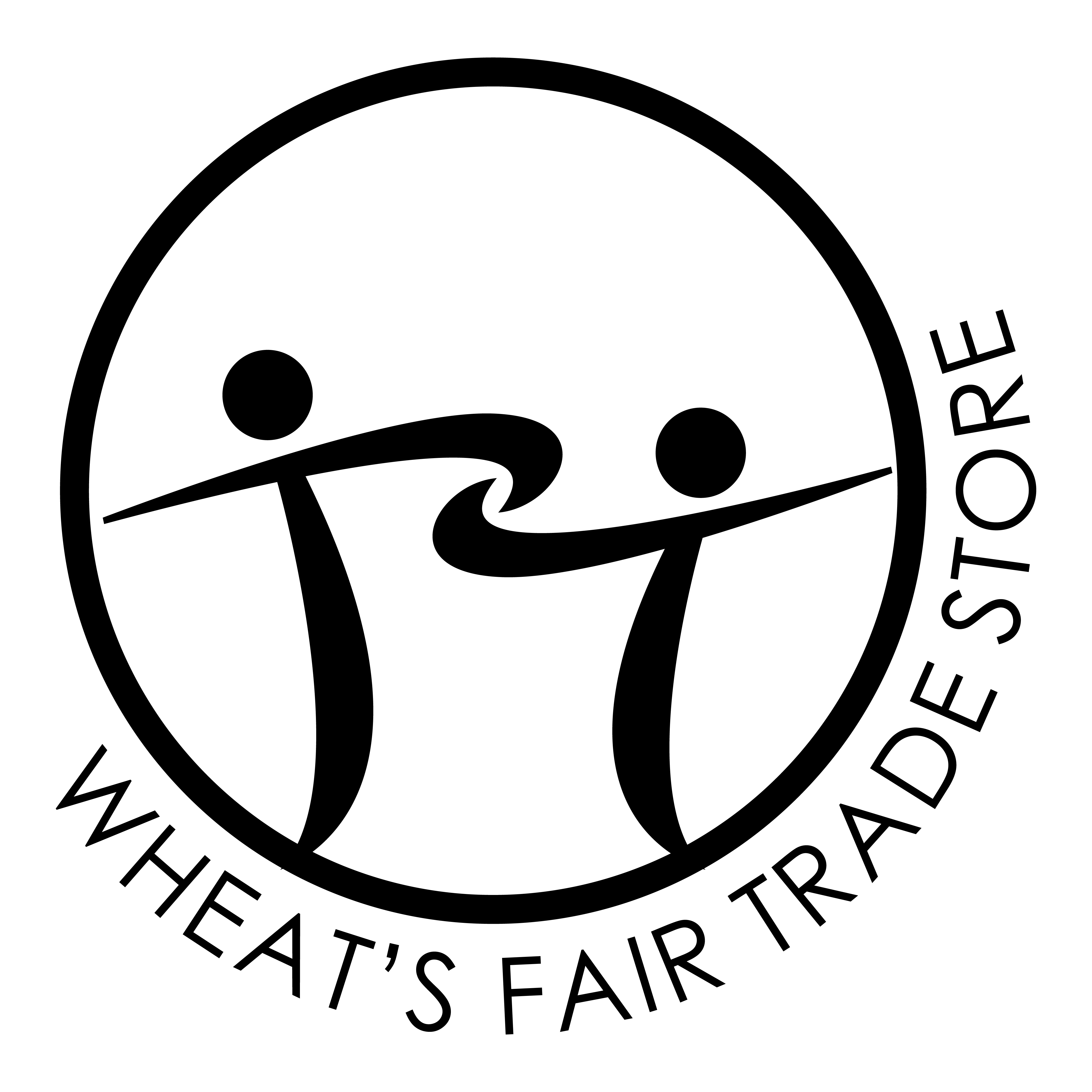 2017 Fair Trade Logo with text transparent