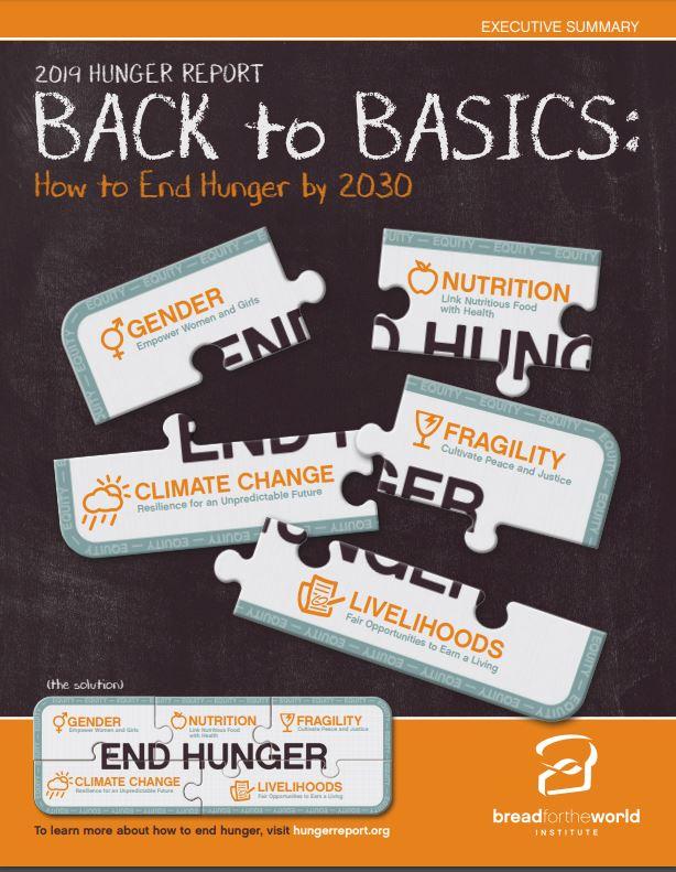2019 Hunger report_Back to Basics